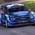 WRC - Corcega 2019 - Dia 1 - Elfyn Evans - Ford Fiesta WRC