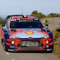 WRC - Corcega 2019 - Dia 2 - Thierry Neuville - Hyundai i20 WRC
