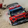 WRC - Mexico 2019 - Dia 1 - Sebastien Ogier - Citroen C3 WRC