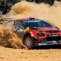 WRC - Mexico 2019 - Dia 2 - Sebastien Ogier - Citroen C3 WRC
