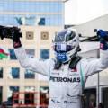 F1 - Azerbaiyan 2019 - Carrera - Valtteri Bottas en el Podio