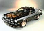 Ford - 1978 - Mustang II King Cobra