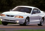 Ford - 1995 - Mustang Cobra Coupe