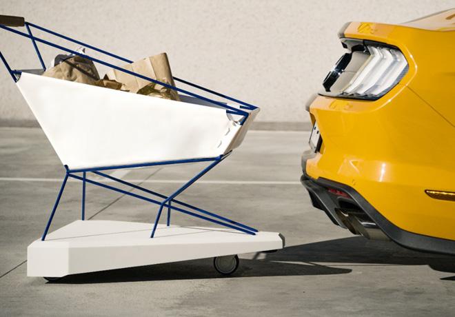 Ford - Carrito con Freno Autonomo 2