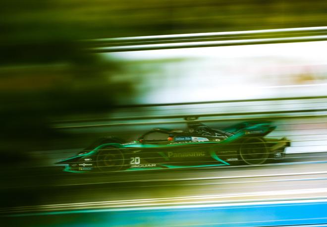 Formula E - Roma - Italia 2019 - Carrera - Mitch Evans - Jaguar