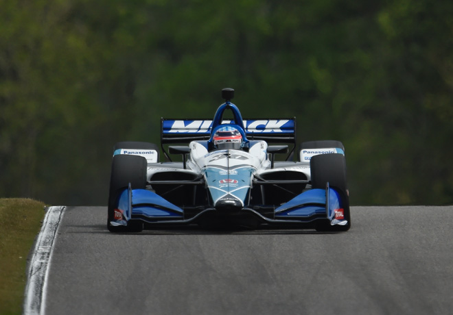 IndyCar - Birmingham 2019 - Carrera - Takuma Sato