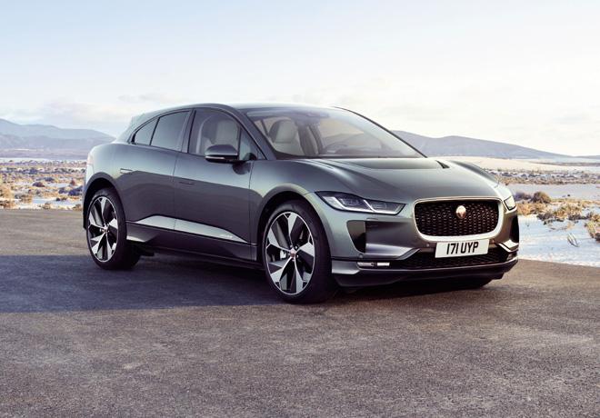 """Jaguar I-Pace ganó en tres categorías de los Premios """"World Car Awards 2019""""."""