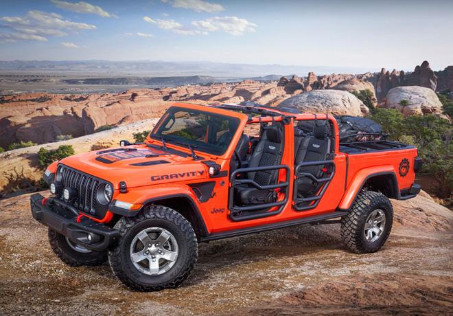 Jeep Gladiator Gravity