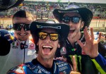MotoGP - Austin 2019 - Jack Miller - Alex Rins - Valentino Rossi en el Podio