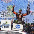 NASCAR - Talladega 2019 - Chase Elliott en el Victory Lane