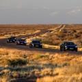 Porsche Taycan en Sudafrica sometido a pruebas de altas temperaturas