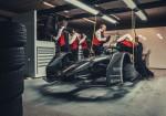 Porsche continua su preparacion de cara a la Formula E en Espana 1