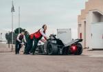 Porsche continua su preparacion de cara a la Formula E en Espana 3