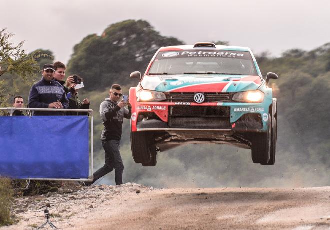 Rally Argentino - Cordoba 2019 - Etapa 1 - Geronimo Padilla - VW Polo MR