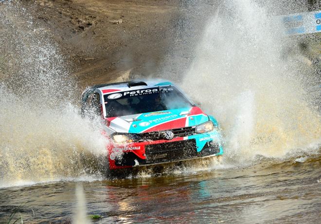 Rally Argentino - Cordoba 2019 - Final - Geronimo Padilla - VW Polo MR
