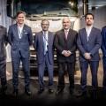 Scania presento la nueva generacion de camiones en su fabrica de Tucuman