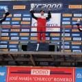 TC2000 - Olavarria 2019 - Carrera Final - Matias Cravero - Juan Jose Garriz - Ignacio Julian en el Podio