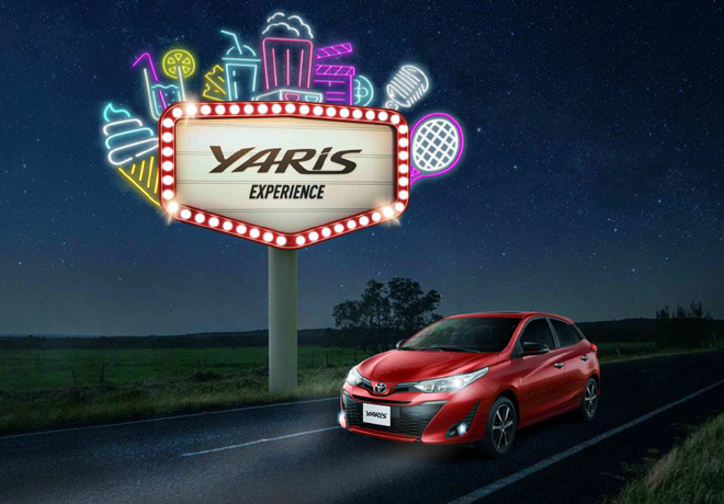 Toyota - Yaris Experience