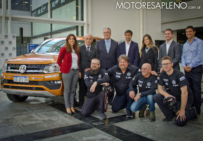VW Amarok - Panamericana World Record 1