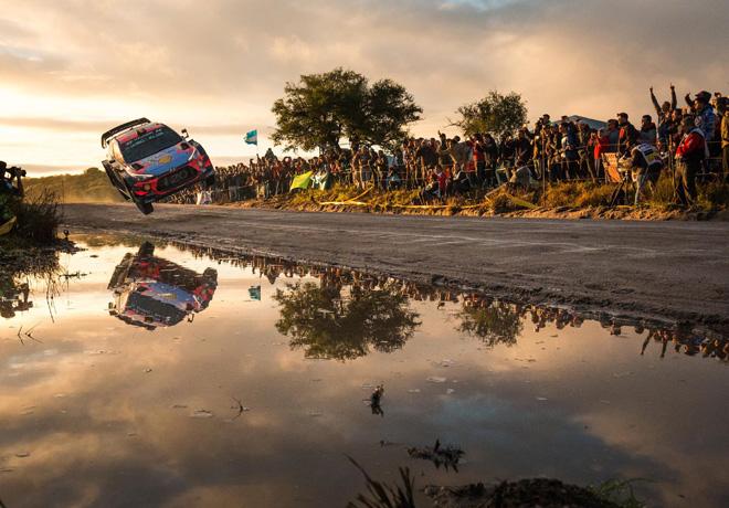 WRC - Argentina 2019 - Final - Thierry Neuville - Hyundai i20 WRC