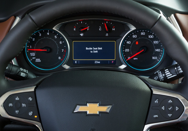 Chevrolet Buckle to Drive 1