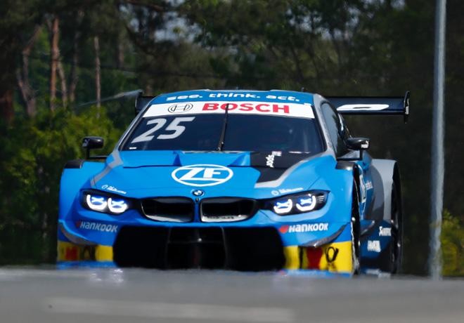 DTM - Zolder 2019 - Carrera 1 - Philipp Eng - BMW M4 DTM