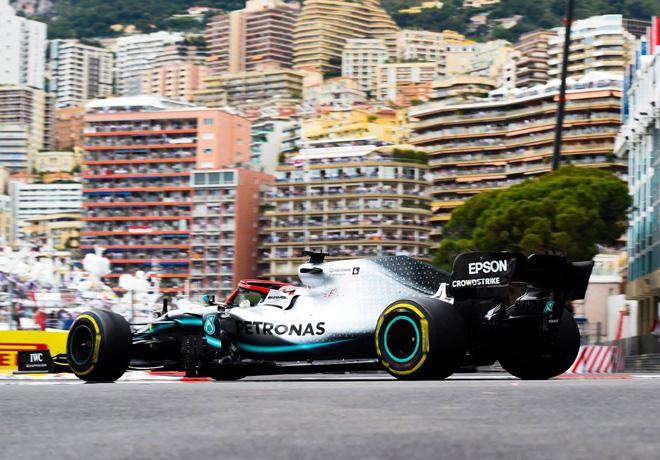 F1 - Monaco 2019 - Carrera - Lewis Hamilton - Mercedes GP
