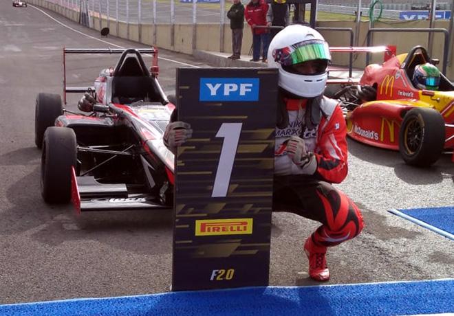 FR20 - Villicum - San Juan 2019 - Carrera 1 - Esteban Fernandez - Tito-Renault
