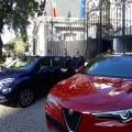 Fiat participo del dia de la Republica Italiana