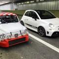 Fiat participo en la inauguracion del Paseo del bajo 1