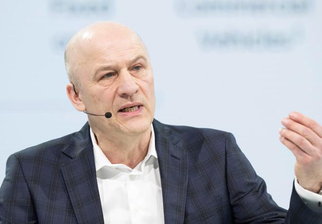 Frank Witter - Director Financiero de Volkswagen AG