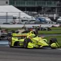 IndyCar - Indianapolis 2019 - Carrera - Simon Pagenaud