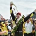 IndyCar - Indianapolis 500 2019 - Simon Pagenaud en el Victory Lane