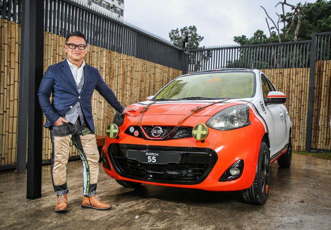 John Sahs - Jefe de Disenio del estudio de Nissan América Latina