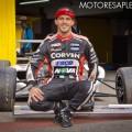 Matías Rossi probó el F4 Argentina Championship 1