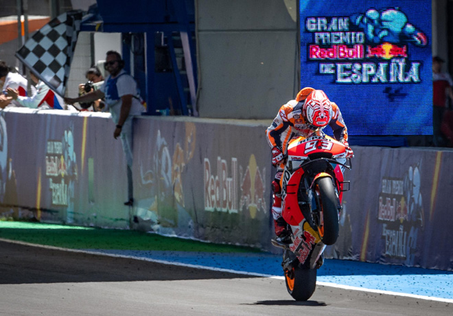 MotoGP - Jerez 2019 - Marc Marquez - Honda