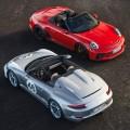 Porsche 911 Speedster y 911 Speedster con Heritage Design Package
