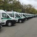 Rio Negro compro 32 Fiat Ducato Ambulancias para equipar sus hospitales 2