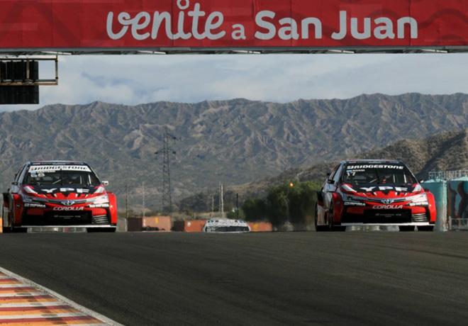 STC2000 - Villicum - San Juan 2019 - Carrera - Julian Santero y Matias Rossi - Toyota Corolla