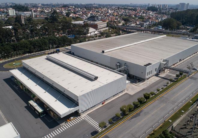 Scania - Fabrica de San Pablo