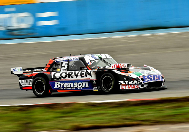 TC - Rosario 2019 - Matias Rossi - Ford Falcon