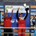 TC2000 - Concepcion del Uruguay - Entre Rios 2019 - Carrera Final - Martin Chialvo - Jose Manuel Sapag - Lucas Vicino en el Podio