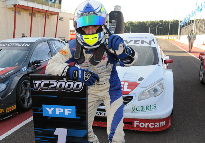 TC2000 en Concepción del Uruguay – Carrera Sprint: La tarde entrerriana fue de Tomás Cingolani.