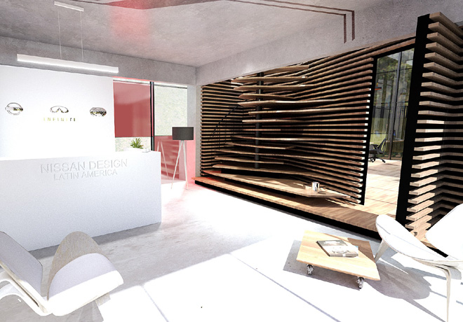 The Box - Nuevo Nissan Design Estudio América Latina