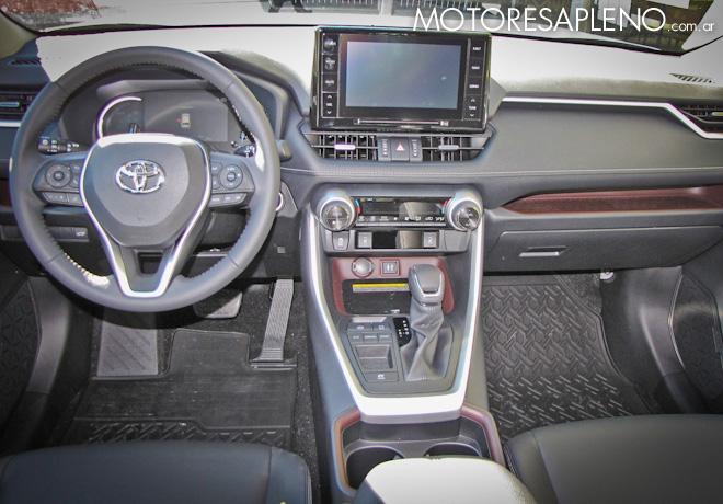 Toyota RAV 4 Hybrid 3