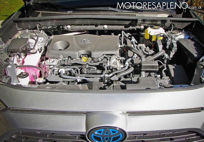 Toyota RAV 4 Hybrid 4