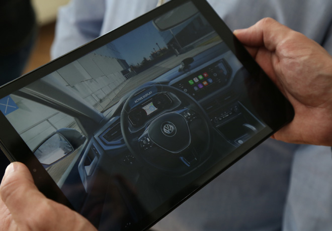 Volkswagen Argentina lanza el primer concesionario digital en el pais 2