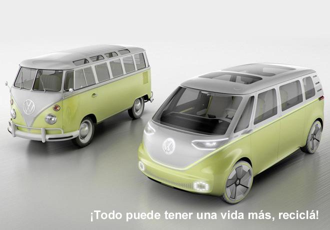 Volkswagen Group Argentina celebra el mes del reciclaje