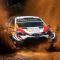 WRC - Chile 2019 - Dia 1 - Ott Tanak - Toyota Yaris WRC