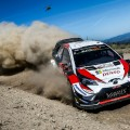 WRC - Portugal 2019 - Dia 1 - Ott Tanak - Toyota Yaris WRC